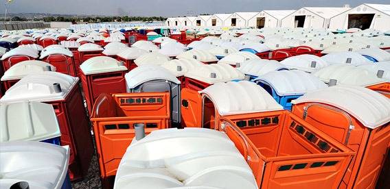 Champion Portable Toilets in Beeville, TX
